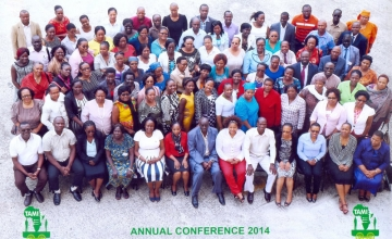Conference Participants 2014 in East London - South Africa